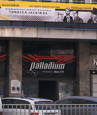 gdzie kupić rozsądna cena szeroki wybór Teatr Palladium w Warszawie: parking Cedet | Interparking Polska