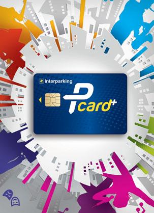 Karta lojalnościowa Pcard+